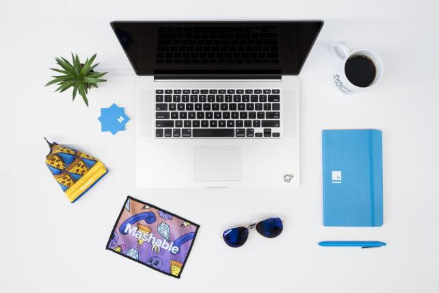 mashable shop is a native ad that s also an online store digital