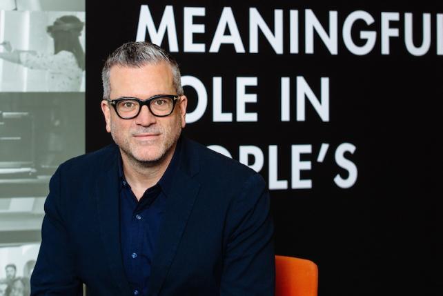 McCann Health taps Matt Eastwood as global chief creative officer