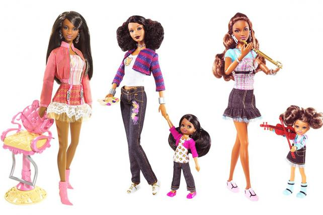 Mattel 'So in Style' Barbies