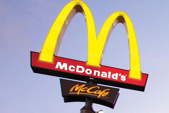 Why McDonald's Is Cannes Marketer of the Year