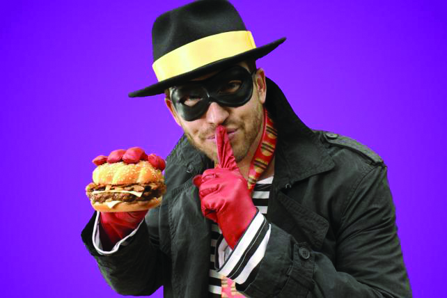 McDonald's brings back the Hamburglar