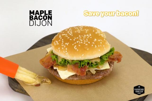 McDonald's Tries Infomercial, Unscripted Ads for New Line
