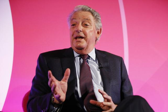 Here's What Else IPG's Michael Roth Said Today at Advertising Week Europe