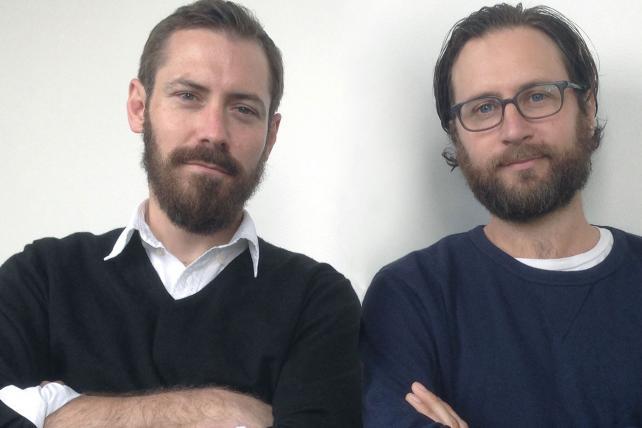 Mike Crowe and Rob Messeter