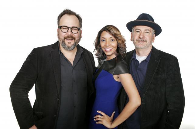 Ming Founders: (L-R) Linus Karlsson, Tara DeVeaux and Brian DiLorenzo