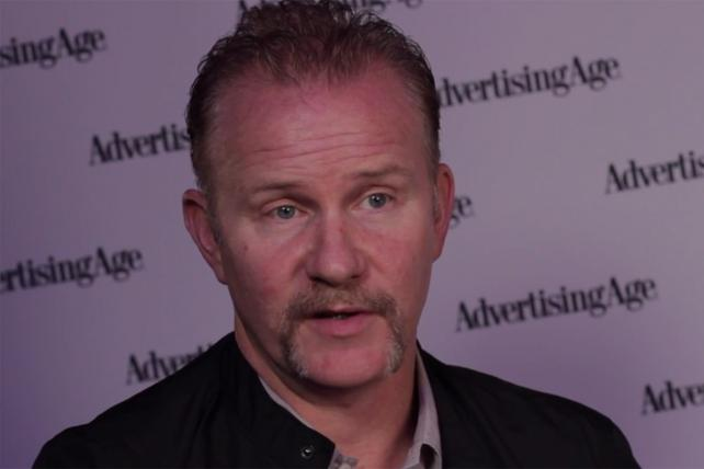 Morgan Spurlock: People Are More Open to Branded Content