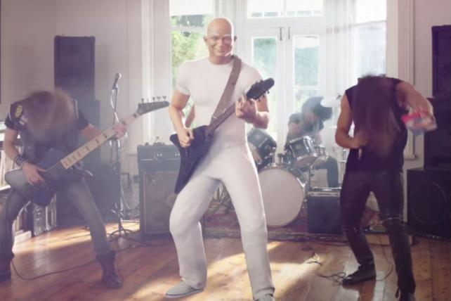 See the Spot: Mr. Clean Jingle Returns, Rocking a New World in Three Languages