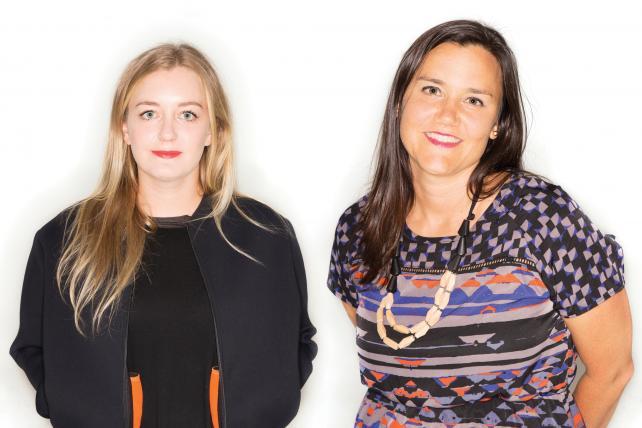 Creatives You Should Know: Amy Ferguson and Julia Neumann