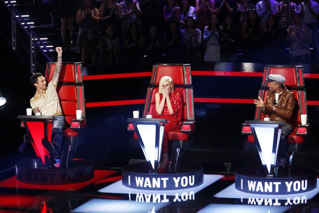 'The Voice' and other NBC shows will see some standard ads replaced by sponsored content such as interviews with celebrities.