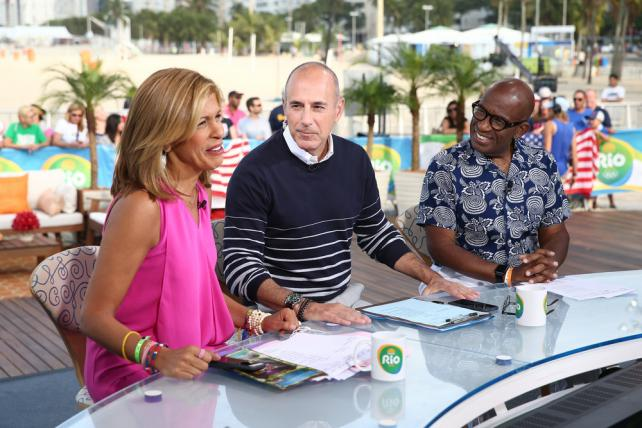 NBC Makes Up for Rio Ratings