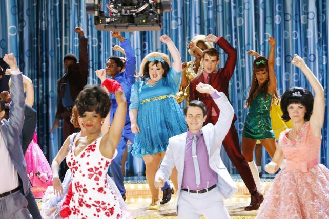 NBC's third live musical event, 'Hairspray Live,' airs Wednesday.