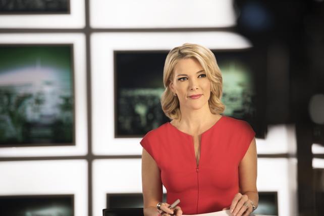 Megyn Kelly on NBC's new 'Sunday Night with Megyn Kelly.'