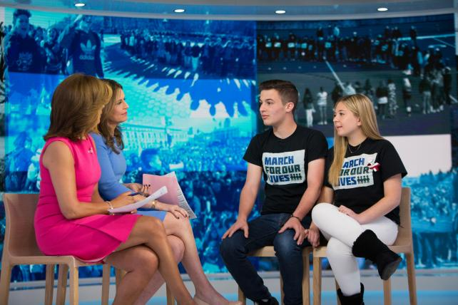 Friday Wake-Up Call: The Parkland students' 'meme lab.' Plus, can crowdfunding save Toys R Us?
