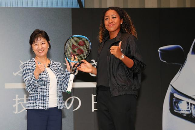 Naomi Osaka joins Nissan as brand ambassador.