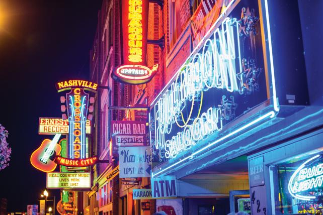 More Than a Music Town, Nashville Is a Booming Marketing Hub