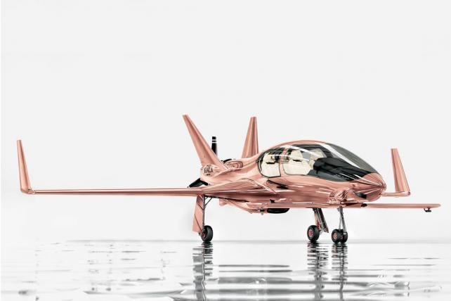 Neiman Marcus' $1.5 million jet