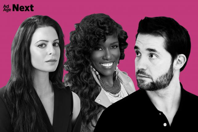 Girlboss CEO Sophia Amoruso, Endeavor Chief Marketing Officer Bozoma Saint John and Reddit and Initialized Capital co-founder Alexis Ohanian are coming to Next, an event unlike its predecessors.