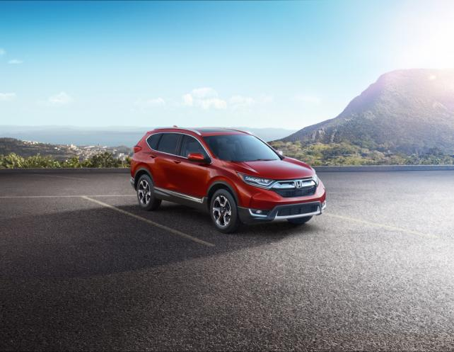 Honda will plug its redesigned CR-V with a Super Bowl ad.