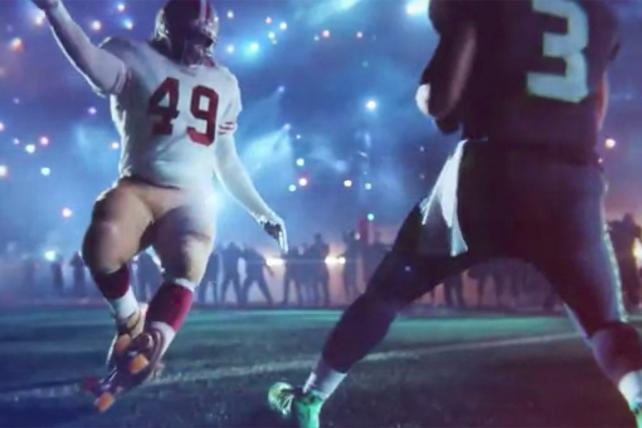 Watch the Newest Ads on TV From Nike, eBay, PlayStation and More