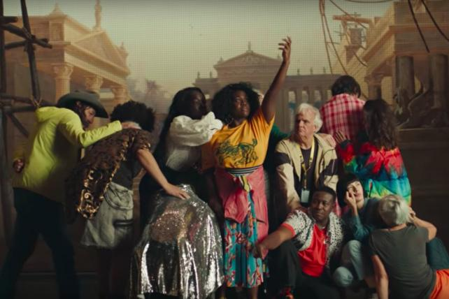 Nordstrom's quirky new campaign focuses on human expression