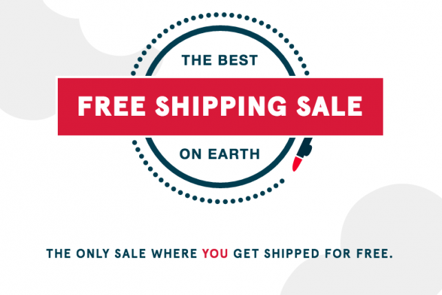 Norwegian is offering a free shipping promo.