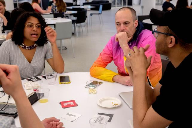 R/GA team promotes diversity with Not So FAQ card game