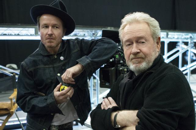 Jake Scott will direct the spot, produced by Ridley Scott's production company.