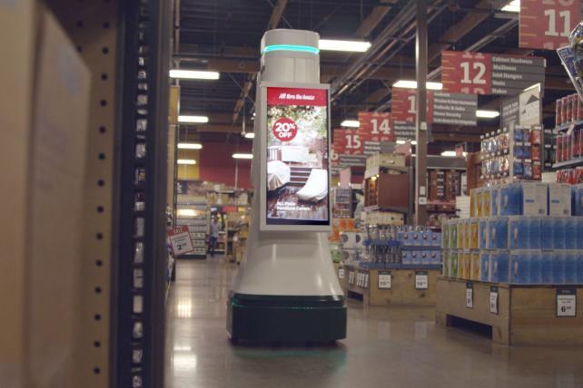 Lowe's robot, OSHbot