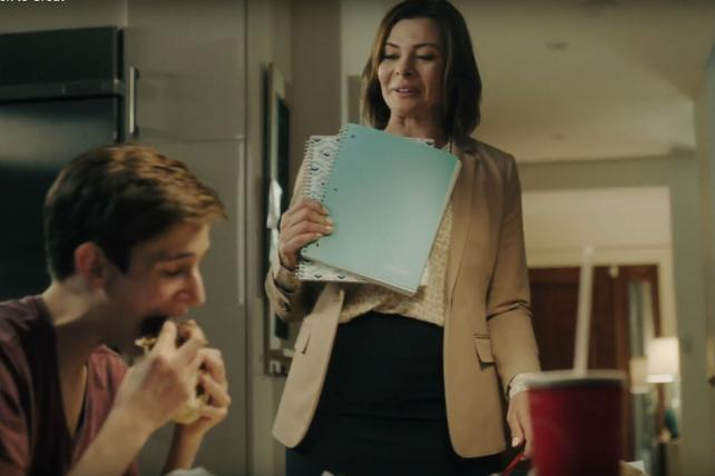 Office Depot unveils back-to-school campaign.