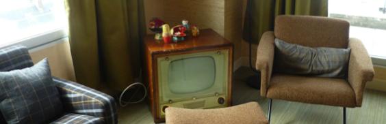 Photo Tour: Ogilvy Paris' New 'Mad Men' Lounge