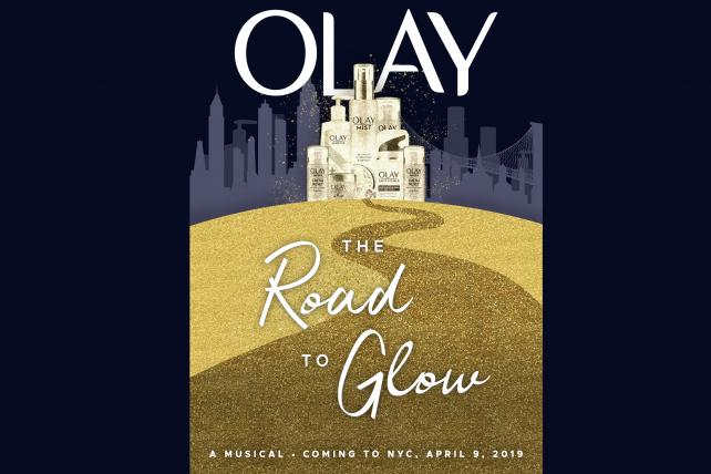 The Olay musical comes to Broadway, but if you miss it there's always the Febreze album