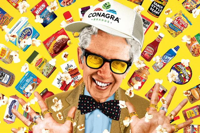 Tin Can Rally: Behind Conagra's Grand Plan to Update its Brands