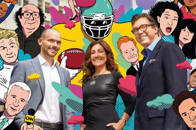 Team of Rivals: Inside Fox, Turner and Viacom's Strange Collaboration