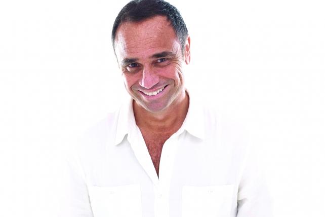 Pablo Del Campo, worldwide creative director at Saatchi & Saatchi.