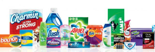 P&G's strongest brands will be safe from cuts.