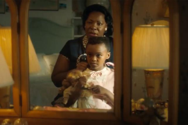 P&G's 'The Talk' wins top honor at AdColor Awards