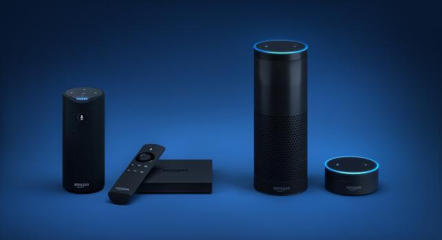 Amazon's Alexa devices.