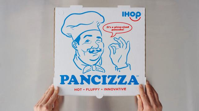 IHOP's Pancizza aims to 'Blow Your Mouth's Mind'