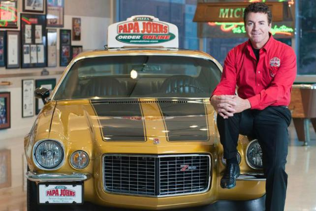 Papa John's Founder John Schnatter Is Stepping Down As CEO