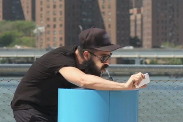 Y&R and VML Create Robo-Fountain for Drink Up Initiative