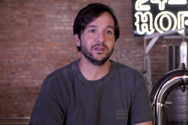 Pedro Earp of AB InBev