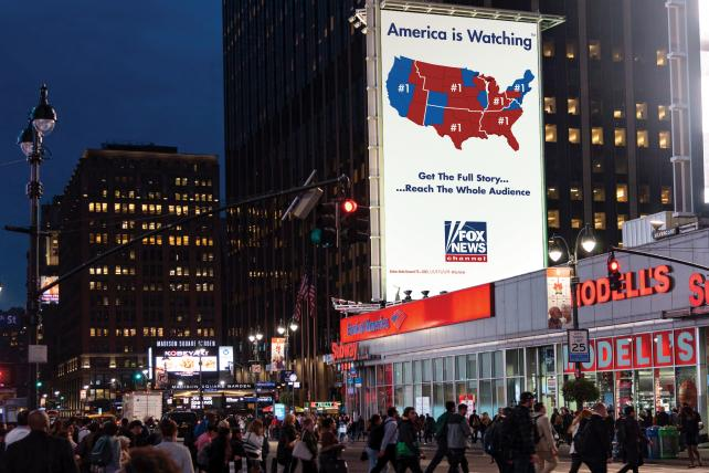Fox News opens its doors to advertisers, stressing brand safety and transparency