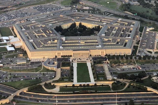 Google drops out of Pentagon's $10 billion cloud competition