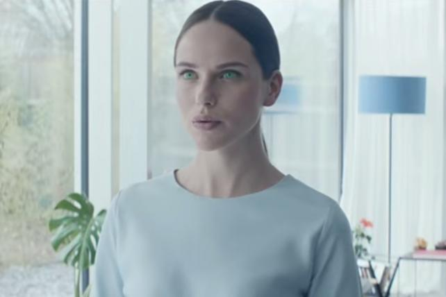 AMC Goes for the Fake-Out With This Creepy 'Humans' Promo