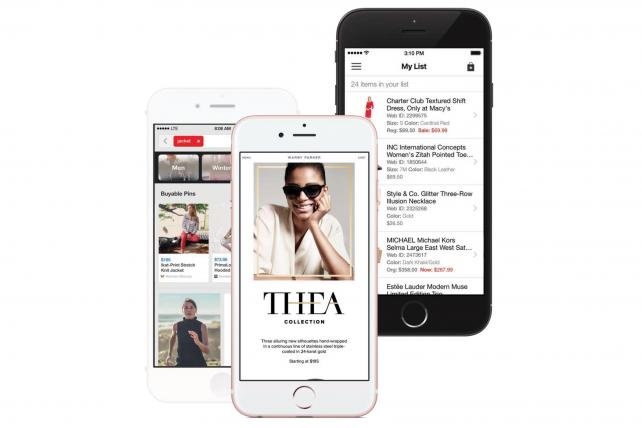 Macy's is an old hand at desktop but when it comes to mobile, it's still learning on the fly.