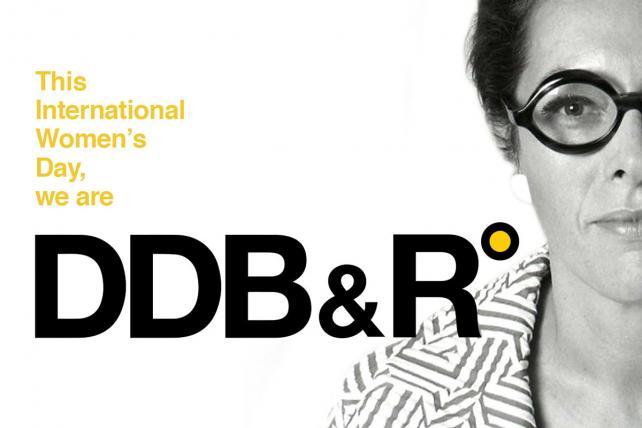 DDB celebrates International Women's Day 2017.