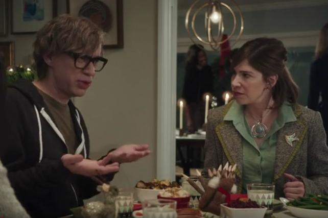 Old Navy taps 'Portlandia' duo for holiday campaign.