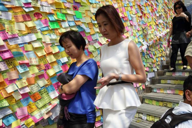 From McDonald's to Fendi: How a Few Brands Were Swept Into the Hong Kong Protests