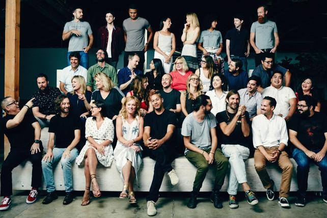 Prettybird Creativity's 2015 Production Company of the Year