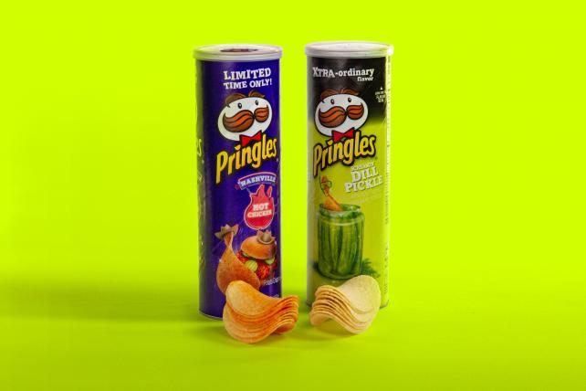 Nashville Hot Chicken flavor Pringles are now a thing